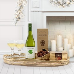 The Knightsbridge Christmas Wine Gift Box