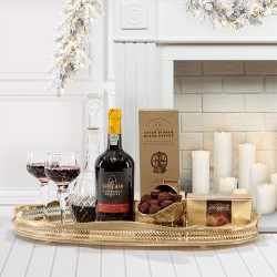 The Richmond Christmas Port Gift Box
