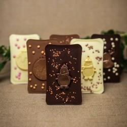 Christmas Chocolate Slab Pick and Mix (Set of 3)