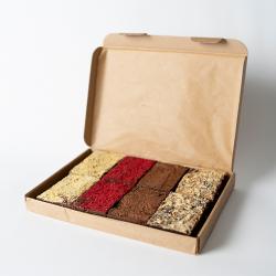 Vegan & Gluten Free Organic Brownies (Box of 8)