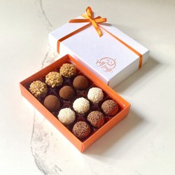 Brazilian Brigadeiro Truffles | The Pick'n Mix Box (Box of 12)