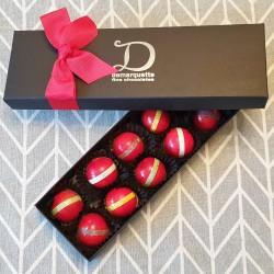 4 Berry Seasons Chocolate Gift Box