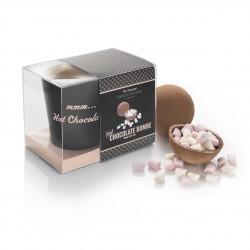 Hot Chocolate Bombe & Mug Gift Set