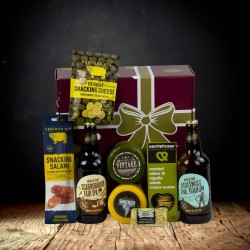 Gluten Free Beer and Cheese Hamper