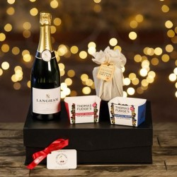 Luxury Evening Sparkle Gift Hamper for Two