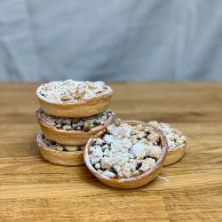 Vegan Mince Pies - Box of 6