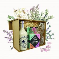 Fresh and Floral Johnsmas Artisan Gin Hamper