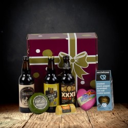 Lincolnshire Beer and Cheese Hamper