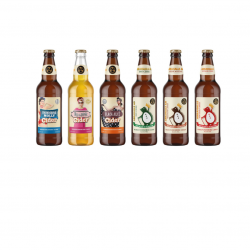 Mixed Case Apple Ciders 12 x 500ml Bottles