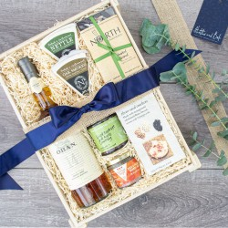 Glanton Whisky & Cheese Luxury Hamper