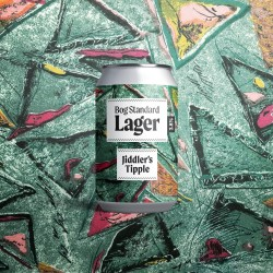 Lower Alcohol Craft Lager 3.8% (4 Cans)