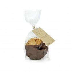 One Bite – Pineapple Dipped in Creamy Chocolate 7 x 90g – BIO