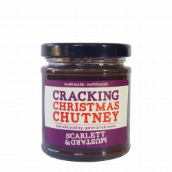Cracking Christmas Chutney 200g