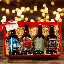 Beer Lovers Gift Box Christmas Hamper