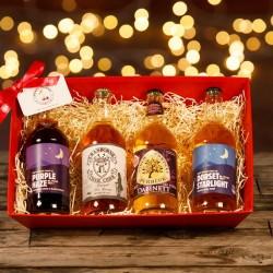 Christmas Cider Lovers Gift Box Hamper