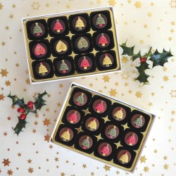 More Tiny Trees! - Personalised Christmas Chocolates