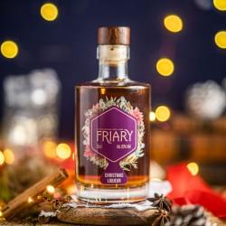 Christmas Brandy Liqueur