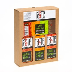 Chilli Oil Collection 3-Pack Gift Box