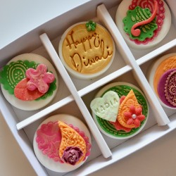 Personalised Diwali Oreo Gift Box