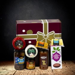 Garlic Lovers Cheese Gift Hamper
