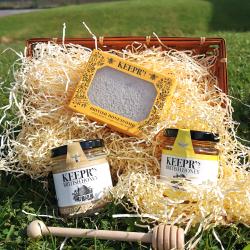 British Honey Trio Gift Set