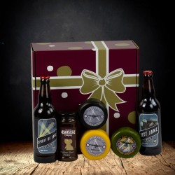 Beer and Cheese Gift Hamper - Just Jane Lancaster Bomber Pack