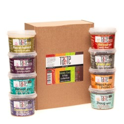 'Middle East' 8 Rub Collection Gift Box