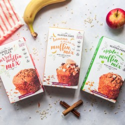 Gluten-Free Healthy Muffin Bundle (6 mixes - 2 of each variety)