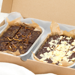 Wholefood Brownie Gift Box | Vegan, Gluten & Refined Sugar Free