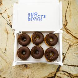 Keto Donuts   Mokha (Box of 6)