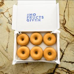 Keto Donuts | Salted Karamel (Box of 6)