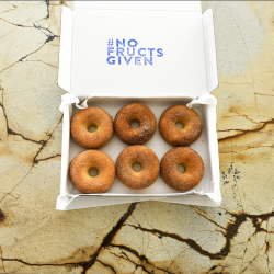Keto Donuts | The Original Box (Box of 6)