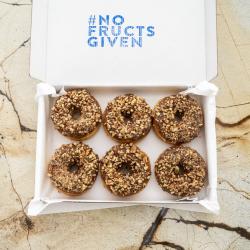 Keto Donuts   PecanButter+ (Box of 6)