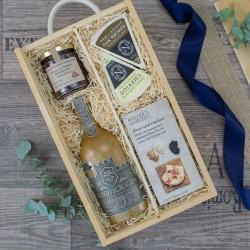 The Alnwick Gin & Cheese Luxury Hamper