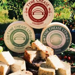 Winter Favourites Vegan Chease Trio
