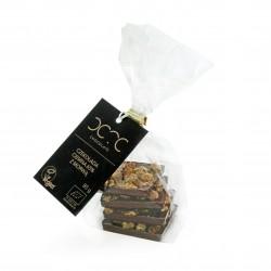 One Bite – Dark Chocolate 65% with Mulberries 7x 85g – BIO