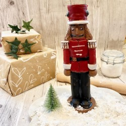 Decorate Your Own Chocolate Nutcracker