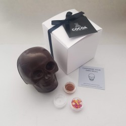 Customise Your Own Chocolate Skull