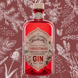 Secret Garden Christmas Gin