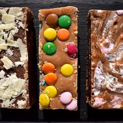 Chocolatey Fudge Box