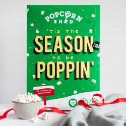 Popcorn Shed Vegan Mini Popcorn Advent Calendar