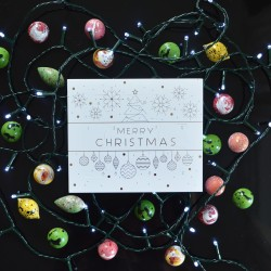 Artisan Handmade Chocolates Advent Calendar. 12 days