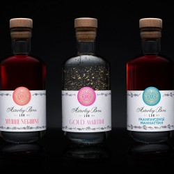 We Three Kings: Xmas Cocktail Collection