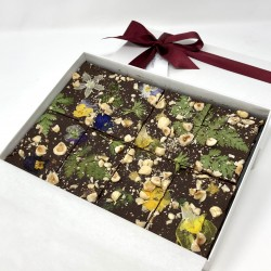 Heavenly Hazelnut Brownies
