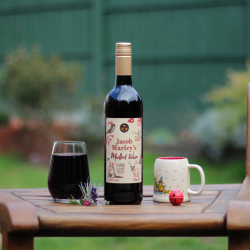 Jacob Marley's 5.5% Mulled Wine (6 x 75cl bottles)
