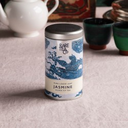 Silver Tip Jasmine White Loose Leaf Tea