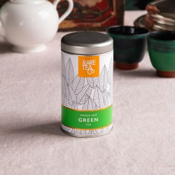 Chinese Whole Leaf Green Loose Leaf Tea