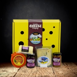 Skegness Cheese and Chutney Gift Pack