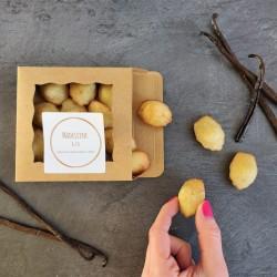 Vanilla Mini Madeleines (Box of 14)