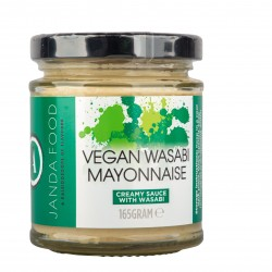 Janda Vegan Wasabi Mayonnaise